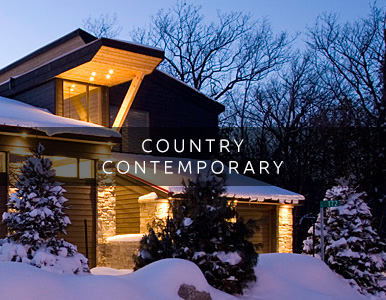 Country Contemporary